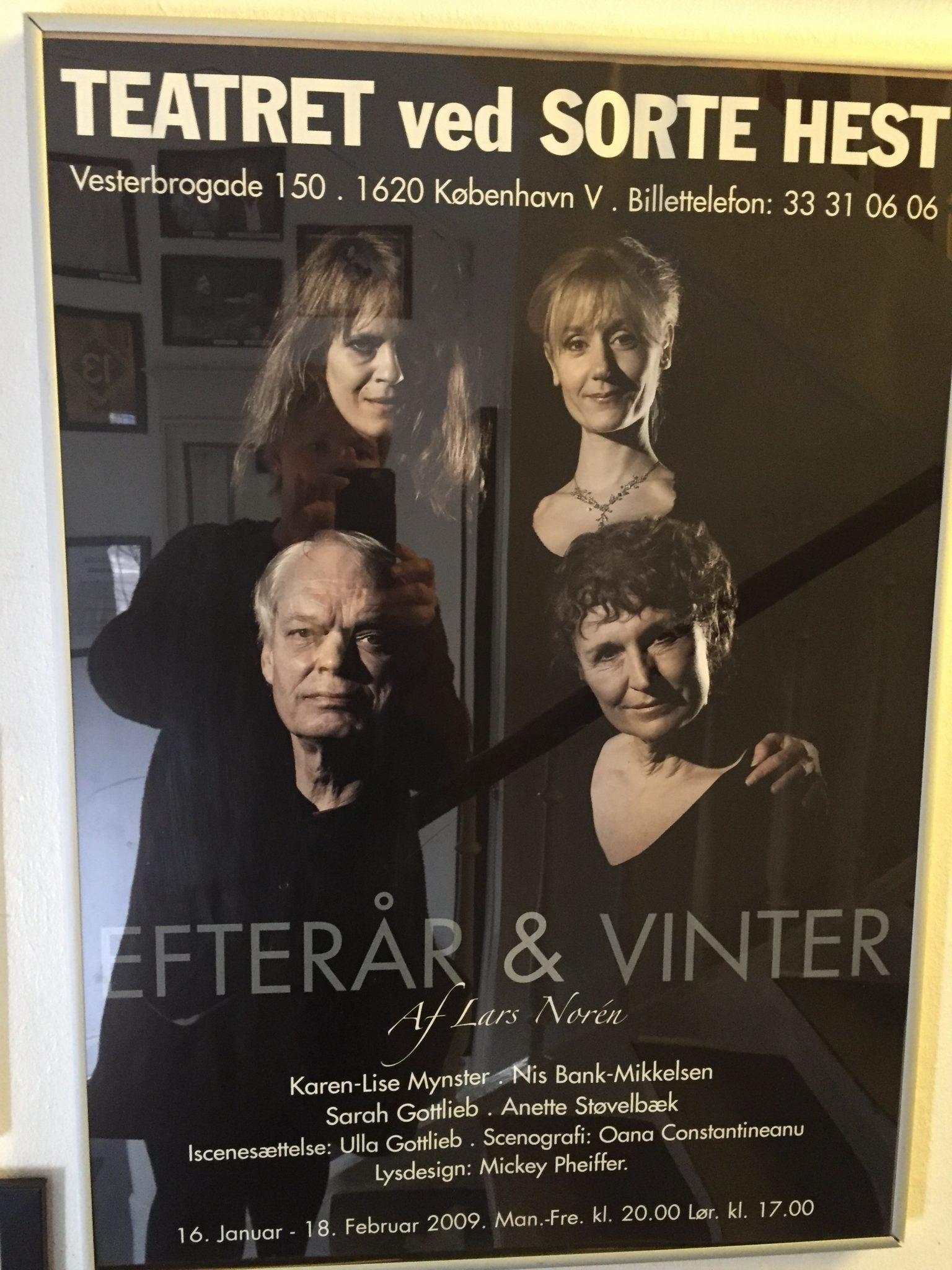 EFTERÅR OG VINTER 2009