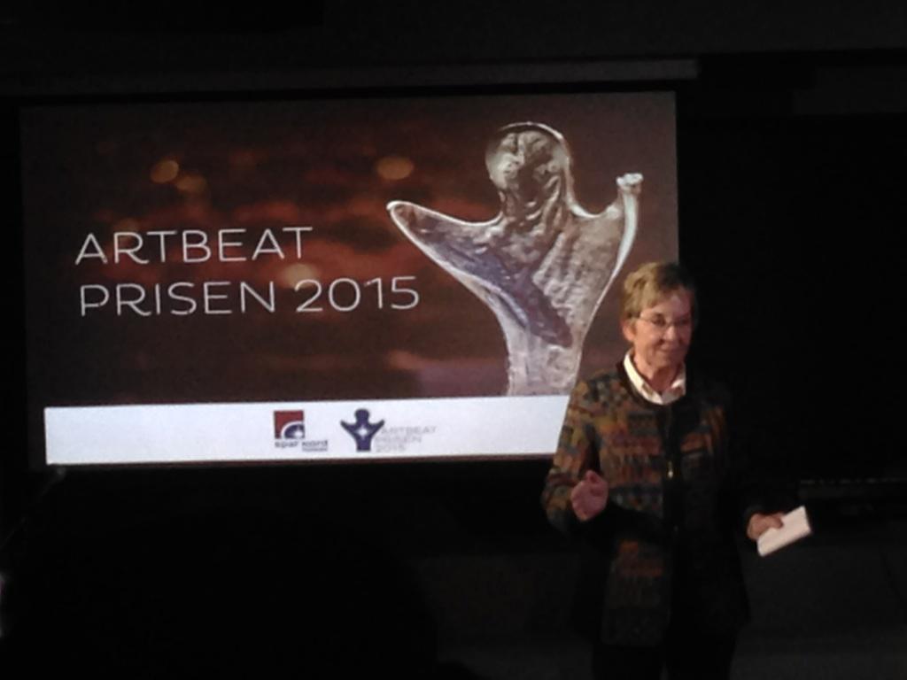 ARTBEAT-PRISEN 2015