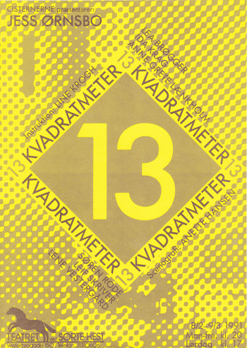 13 KVADRATMETER - 1991