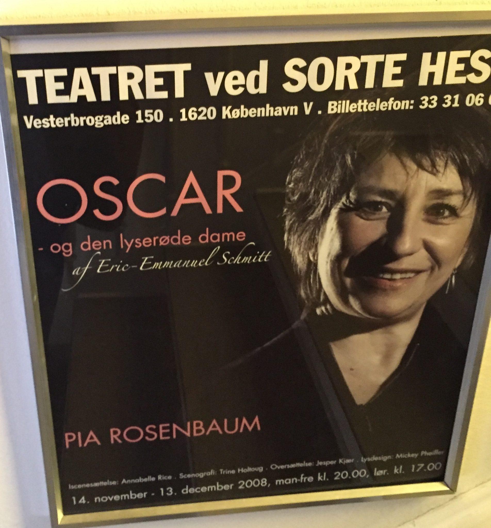 OSCAR – og den lyserøde dame 2008