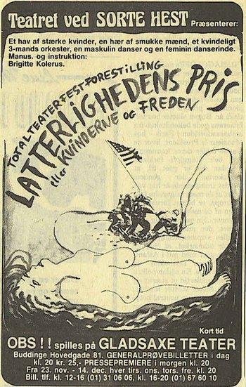 LATTERLIGHEDENS PRIS 1984