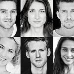 Lis Kasper Bang (Charlotte Munck), Lasse Wind (Cyron Melville), Magnus Ragnvid (Laura Bach), Flemming Leitorp (Laura Drasbæk), Sebastian Jessen (Sebastian Jessen), Tom Lindboe (Johannes Nymark).