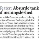 Foromtale Berlingske 28.04.21