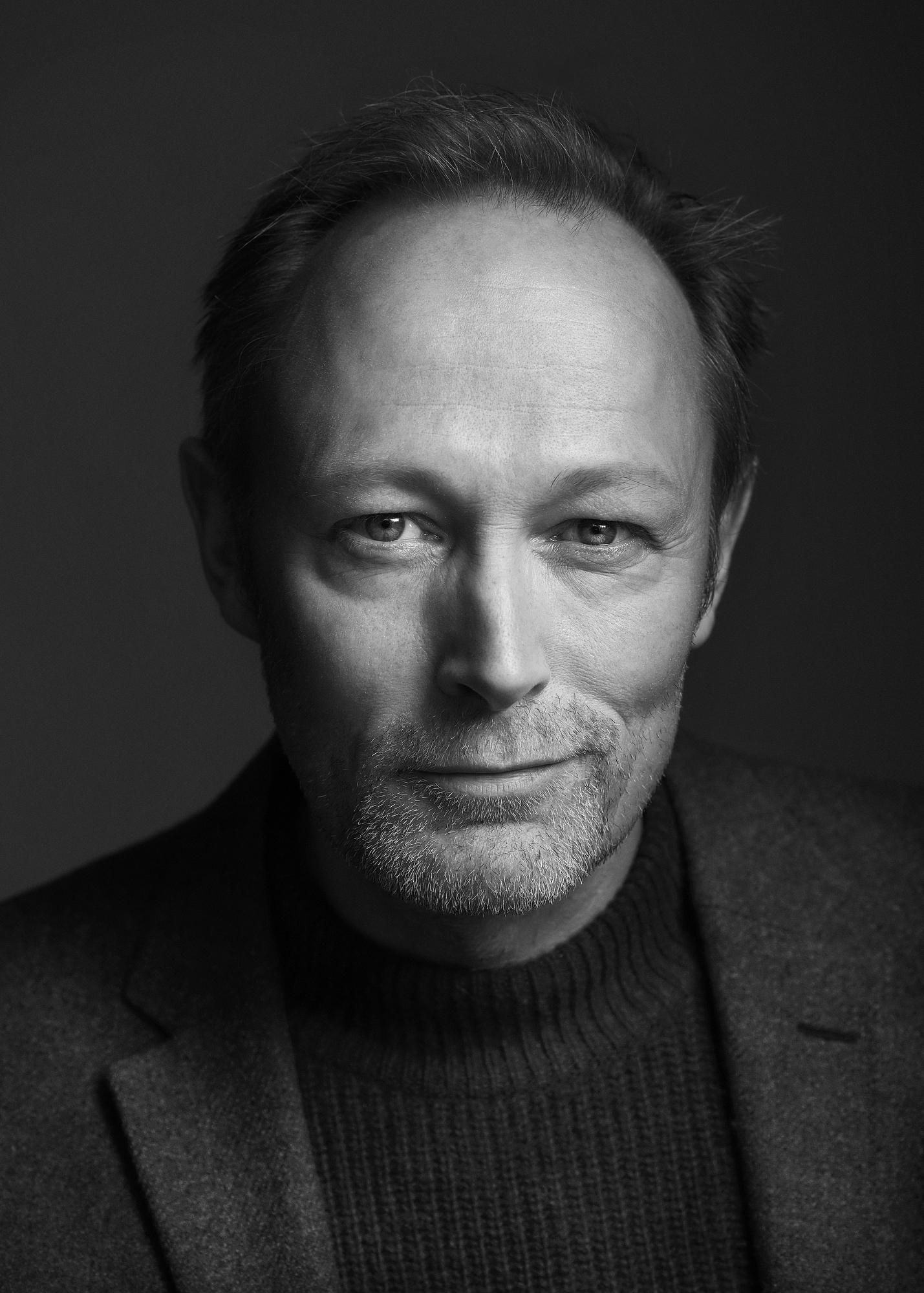 Lars Mikkelsen. Foto: Robin Skjoldborg