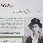 Ugebladet SØNDAG, 11.10.21. Fotograf: Robin Skjoldborg