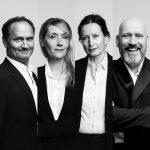 Niels Ellegaard, Anette Støvelbæk, Sarah Boberg, Peter Oliver Hansen. Foto: Robin Skjoldborg